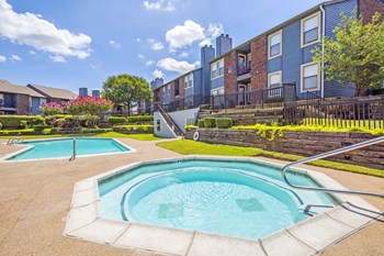 6751 Westcreek Drive Studio-2 Beds Apartment for Rent Photo Gallery 1