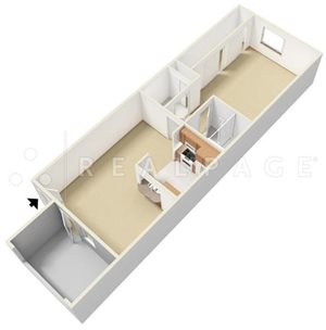 One Bedroom 620