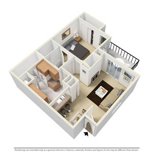 One Bedroom BC