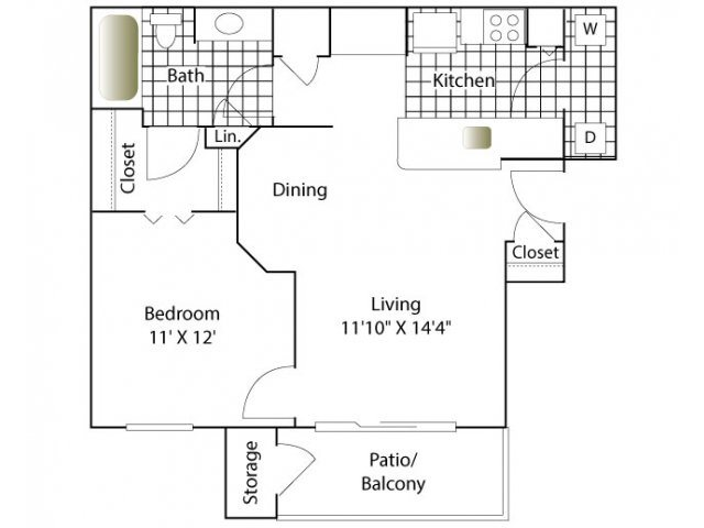 The Humber Floor Plan 1