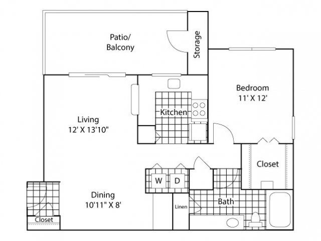 The Menai Straits Floor Plan 2
