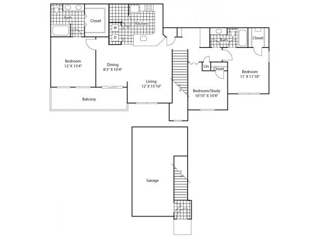 The Verrazano Floor Plan 7