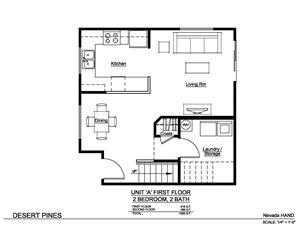 Desert Pines Apartments, 3750 E. Bonanza Rd, Las Vegas, NV ... on bonanza house plans, legacy house plans, basic house plans, mountain view house plans, eagle ridge house plans, tuscan house plans, las vegas house plans, lookout mountain house plans,