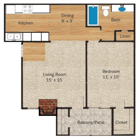 Brazos Floor Plan 2