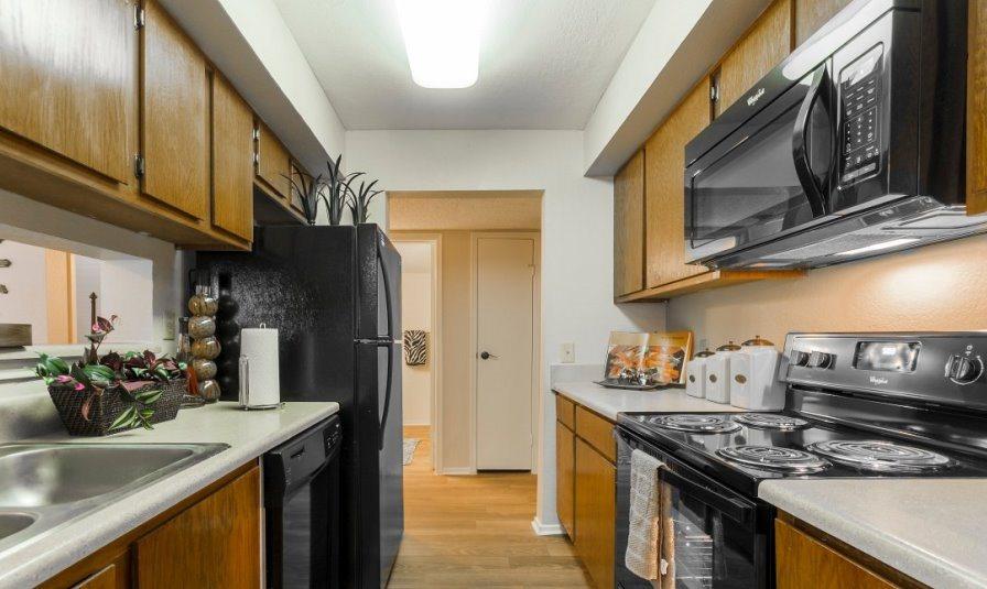 Hulen Oaks Apartments Fort Worth