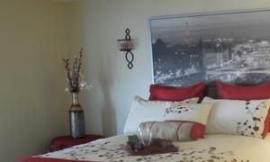 Harbison Gardens bedroom