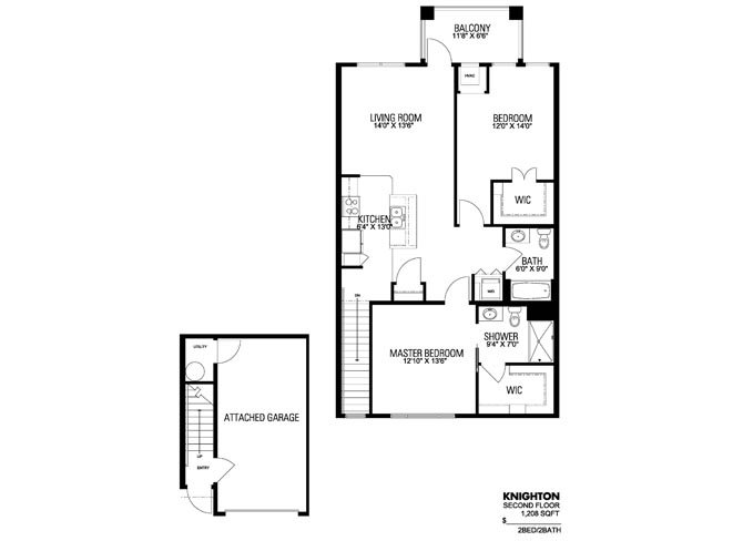Knighton Floor Plan 4