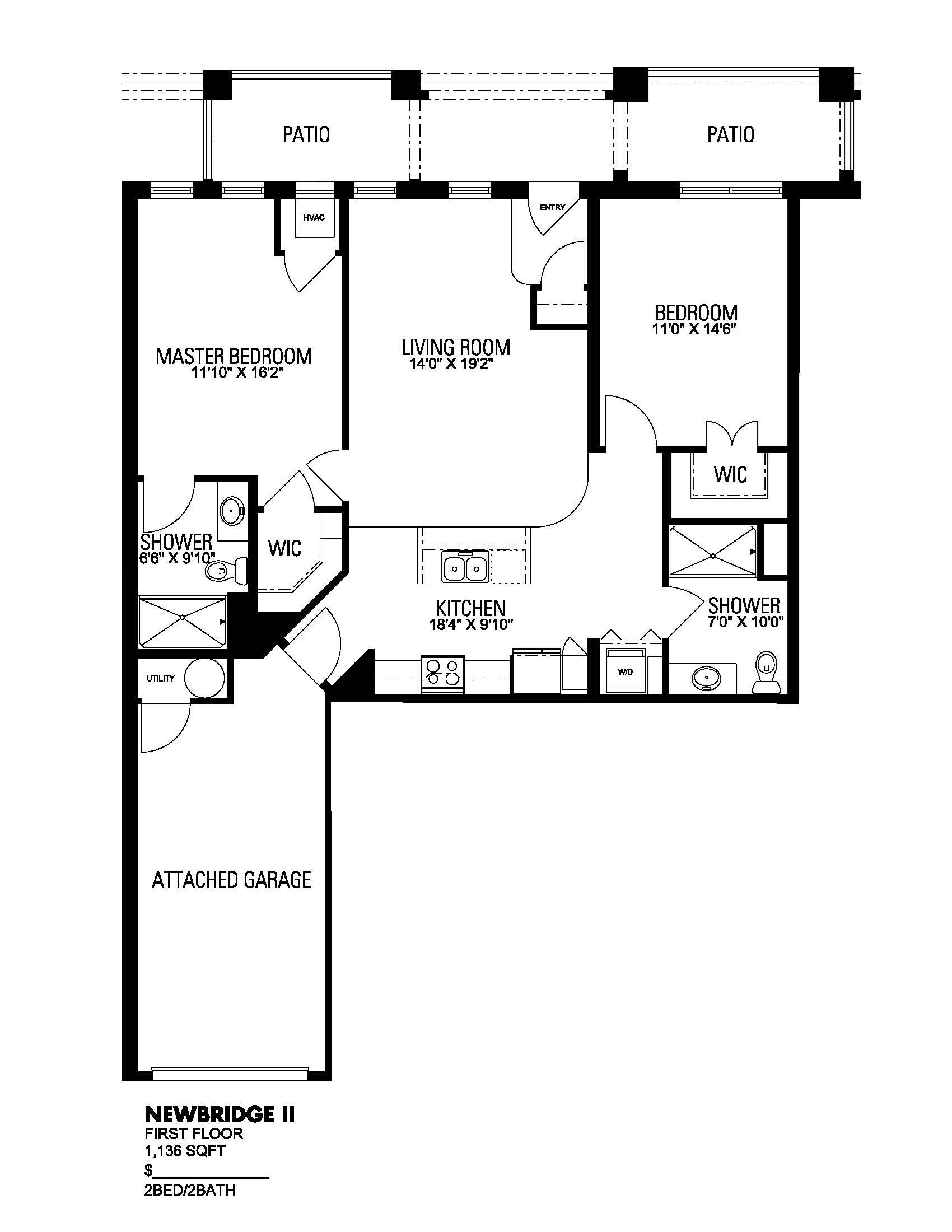 Newbridge II Floor Plan 6