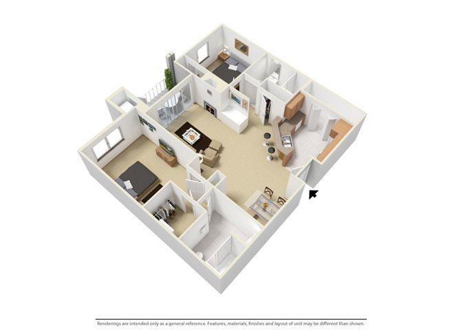 The Meadowbrook Floor Plan 2