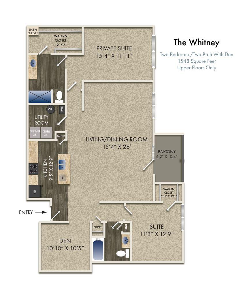 Whitney Study