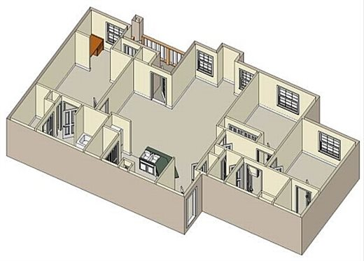 The Iron Rock Floor Plan 5
