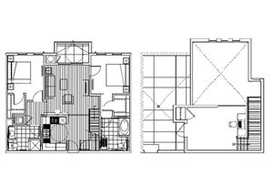 Two Bedroom Two Bath Loft - Phase 2