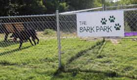Dog Park at Apartments in Spring Lake