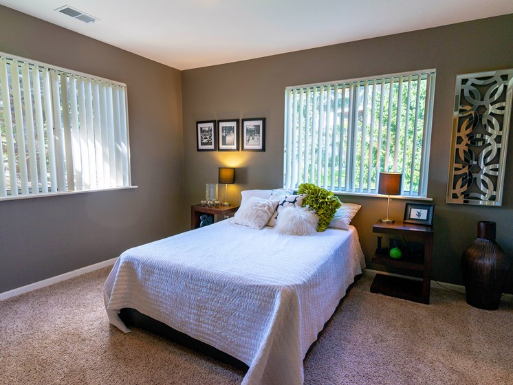 Large Bedrooms at Woodland Ridge Apartments in Grand Haven, MI