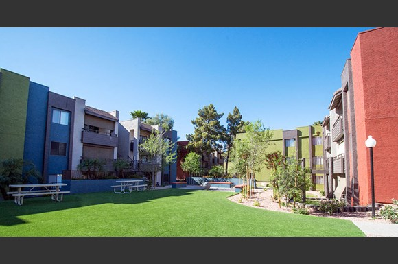 Midtown on main street apartments 2121 west main street - 3 bedroom houses for rent in mesa az ...