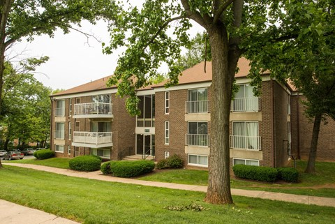 Somerset Apartments Exterior