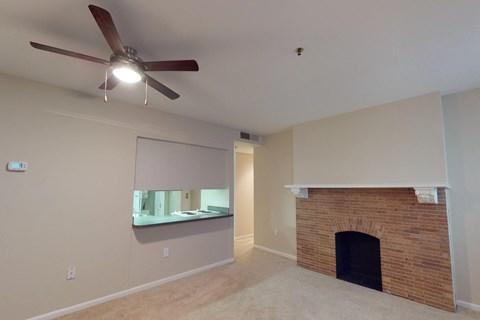 The Calvert - Living Room