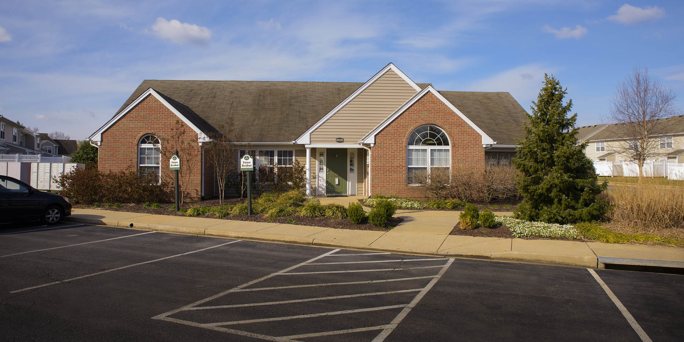 Villas at Greenview West   Townhomes near California, MD