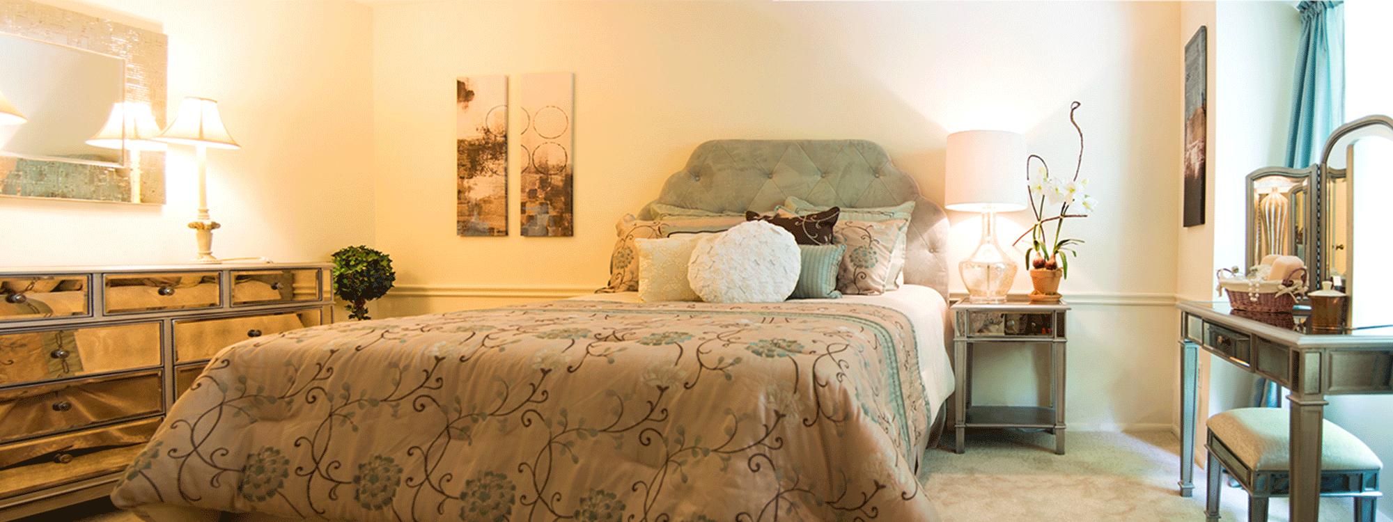 Fairway Hills Beautiful Bedroom