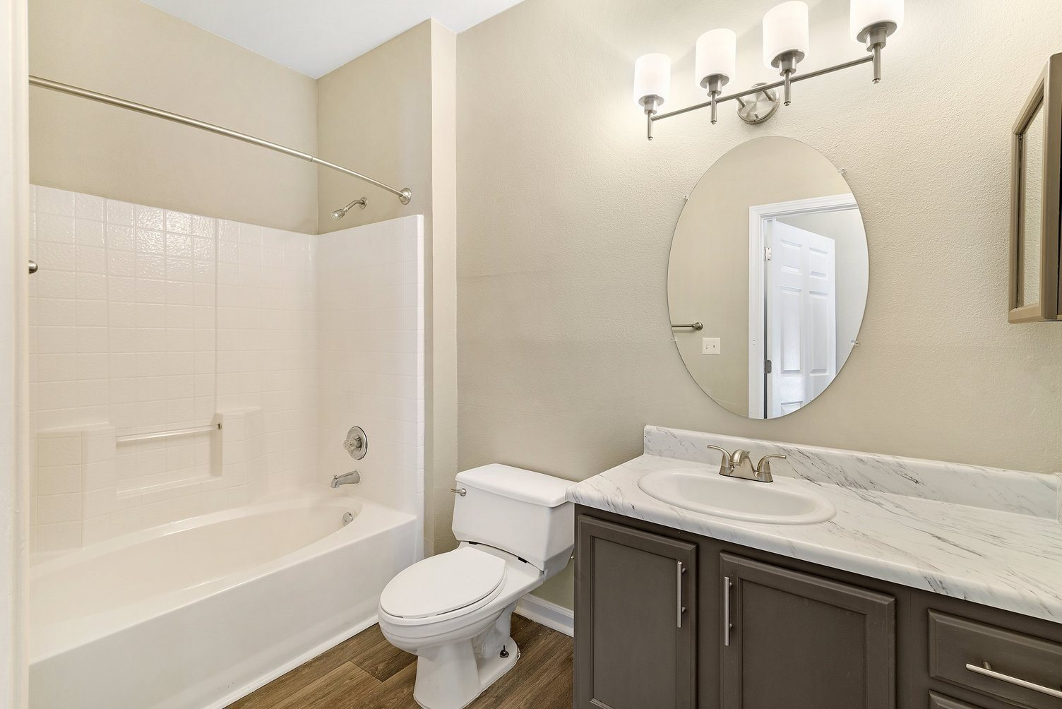 Bathroom at  Fairfield Lakes Apartments