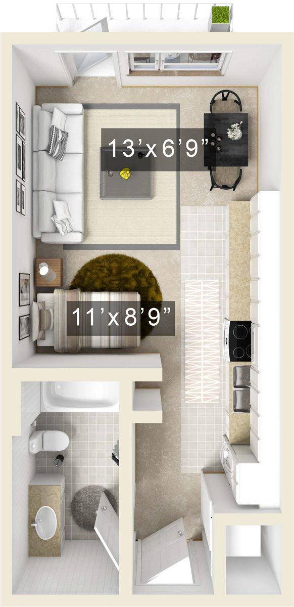 Union Floor Plan 1