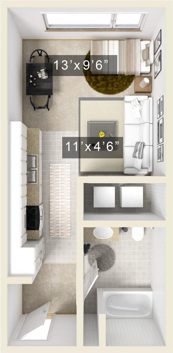 Howell Floor Plan 2