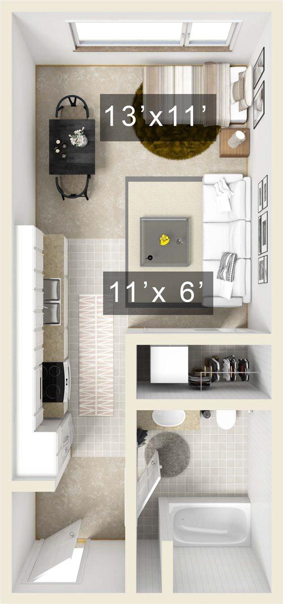 Summit Floor Plan 4