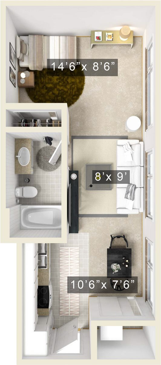 Melrose Floor Plan 5