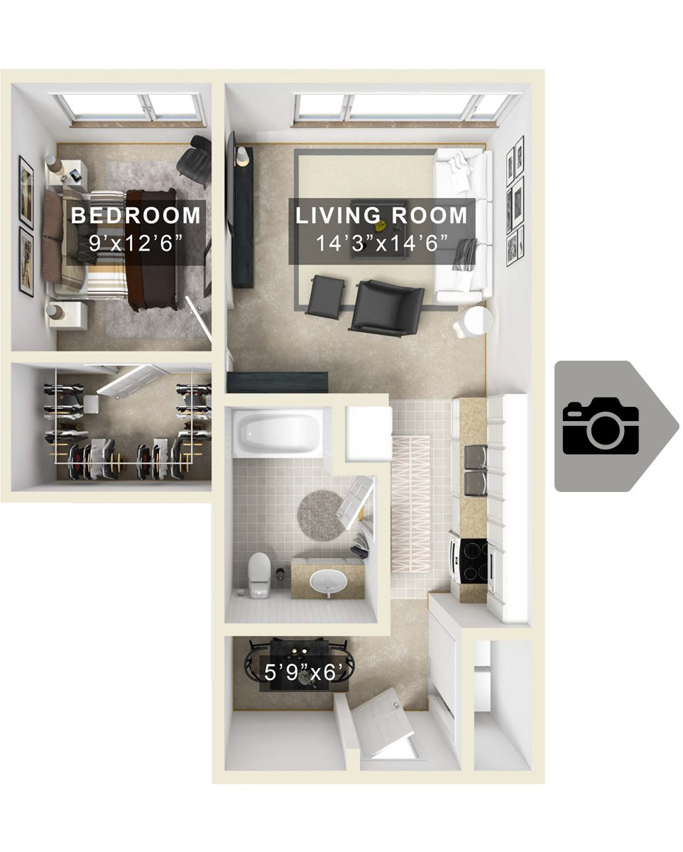 Madison Floor Plan 10