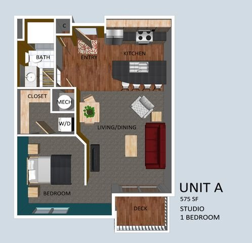 Berkeley Floor Plan 5