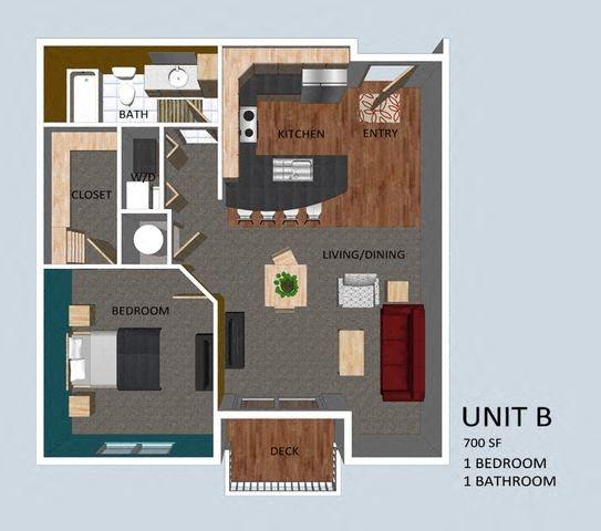 Sonoma Floor Plan 6