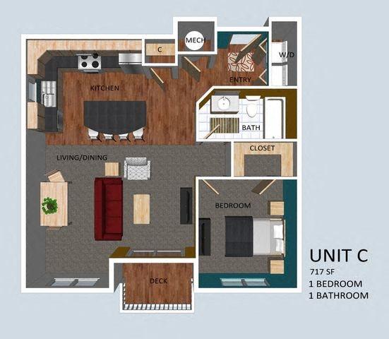 Napa Floor Plan 7