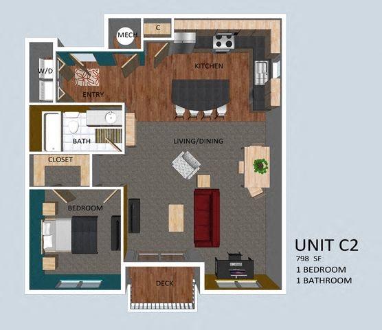 Arcadia Floor Plan 8