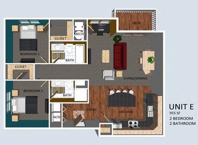 Ventura Floor Plan 9