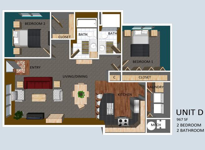 Sierra Floor Plan 10