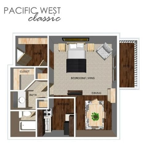Redwood Floor Plan 4