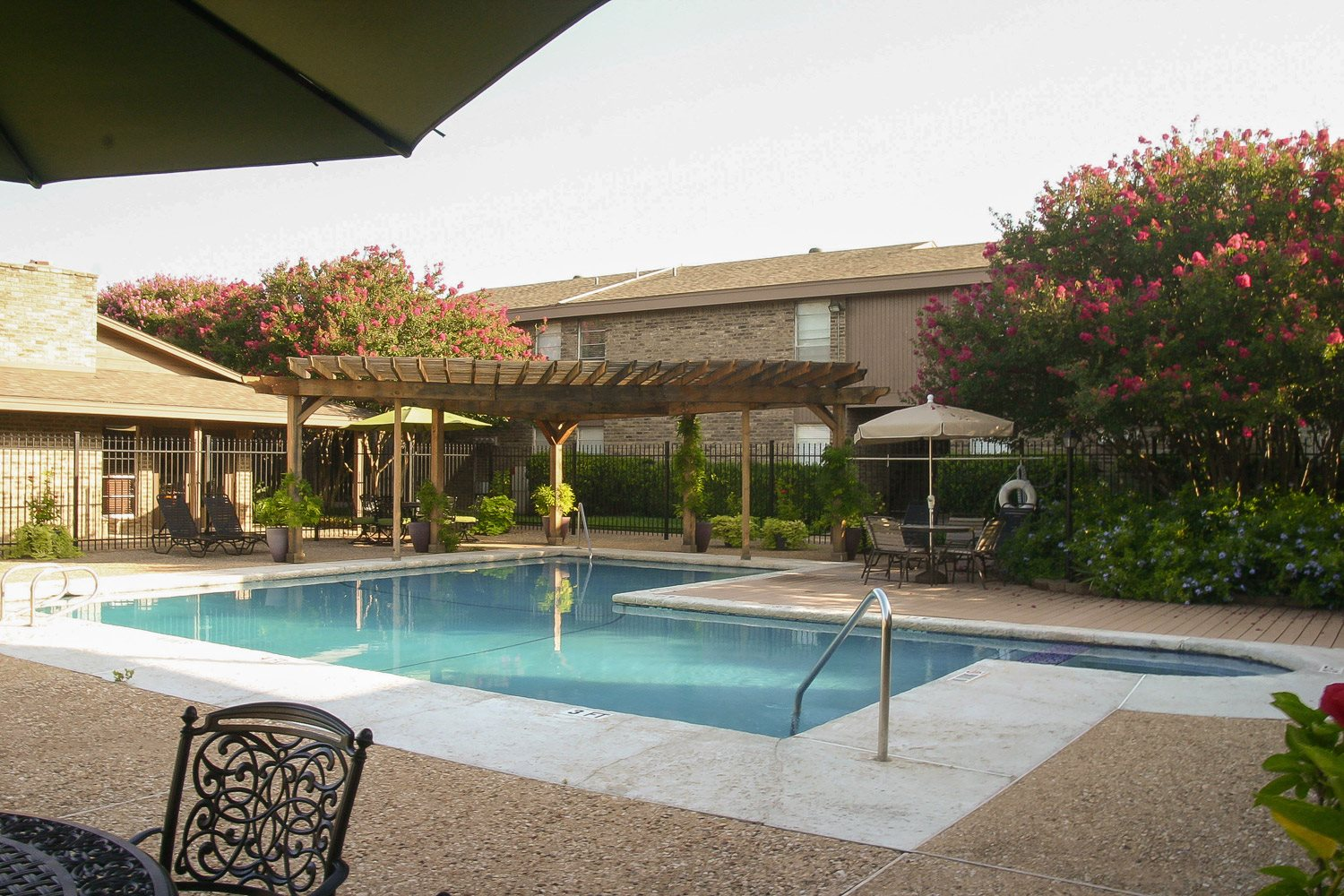 Swimming Pool Property Photo at Marland Place Apartments in Temple , TX  76502