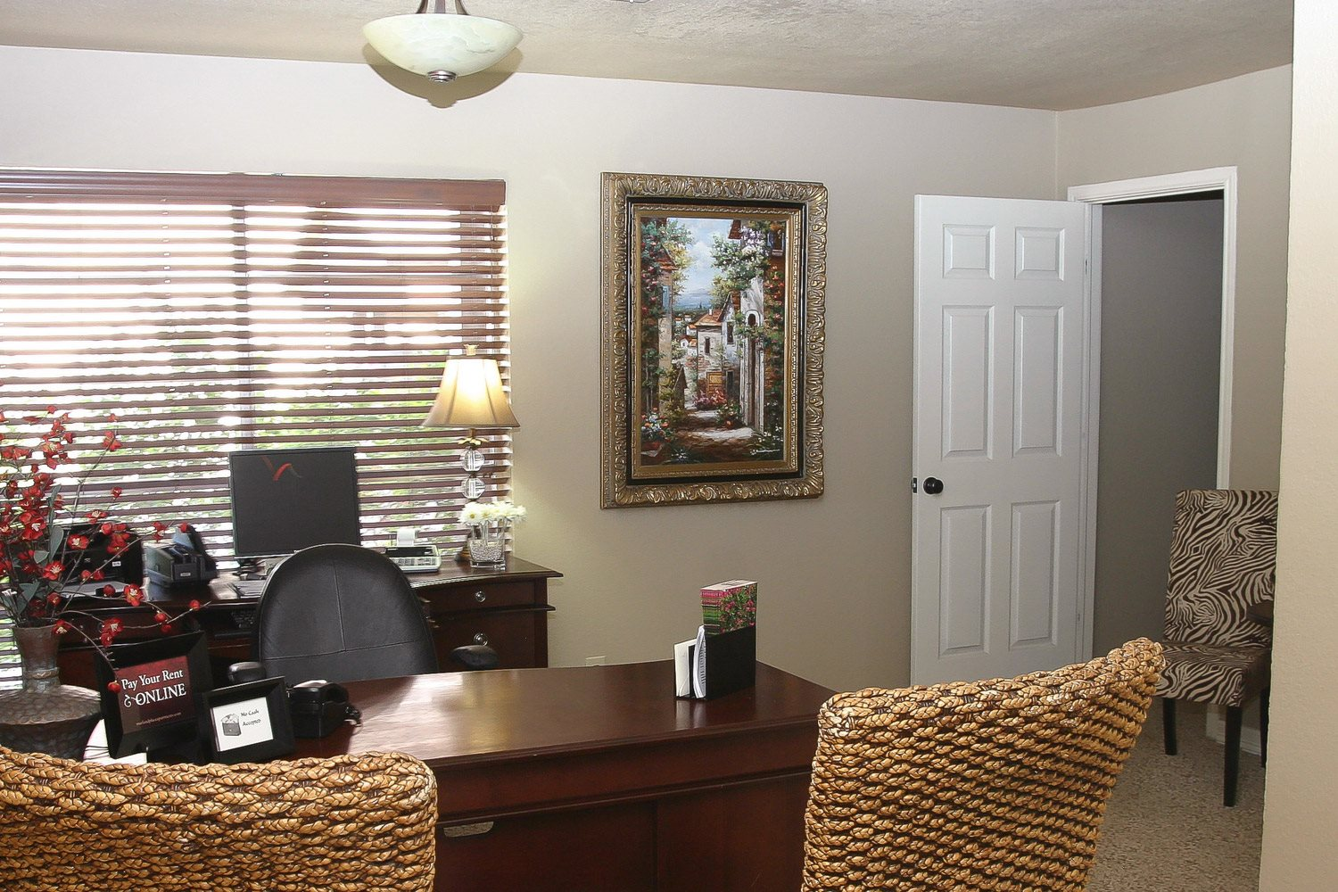 Leasing Center Interior Property Photo at Marland Place Apartments in Temple , TX  76502