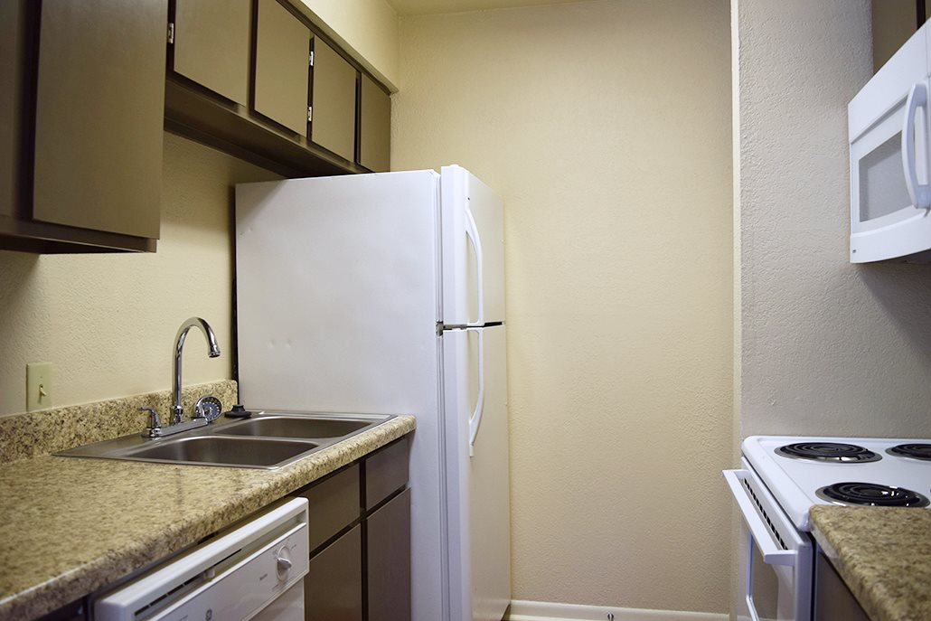 Kitchen Property Photo at Marland Place Apartments in Temple , TX  76502