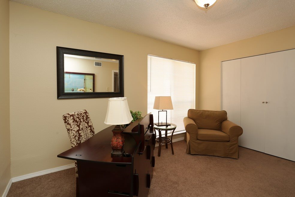 Guest Bedroom at Mountain View at Southgate Apartments in El Paso, TX 79925