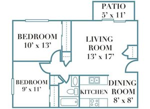 Two Bedroom Apartments | Apartments in Burlington, KY