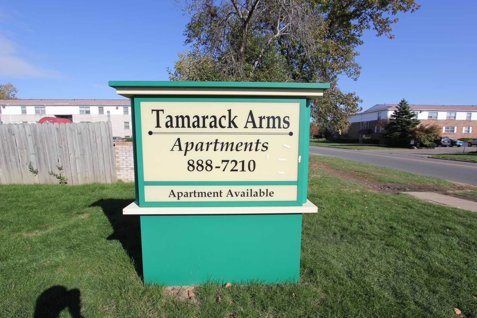 Tamarack Arms background 1