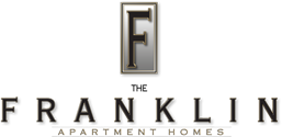 at The Franklin at Crossroads Apartments Logo, Raleigh