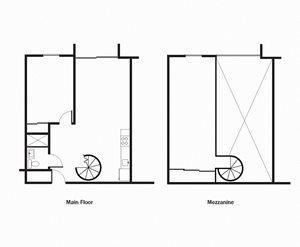 1 Bed / Loft