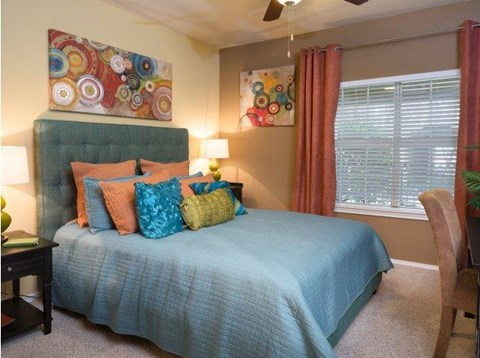 Colonnade at Willow Bend Plano, Texas Luxury Bedrooms