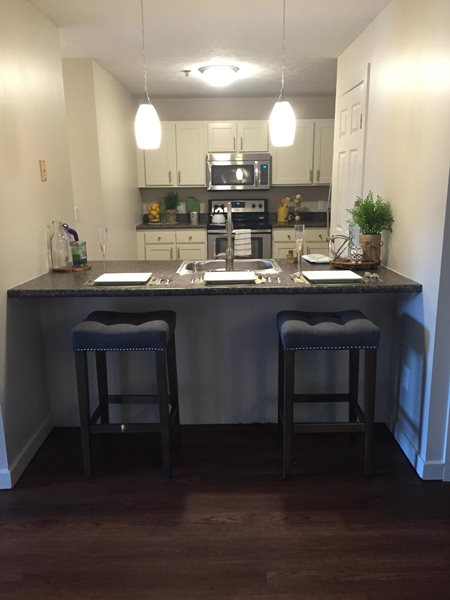 Upgraded Countertops at Stonefarm, Lebanon, 03766