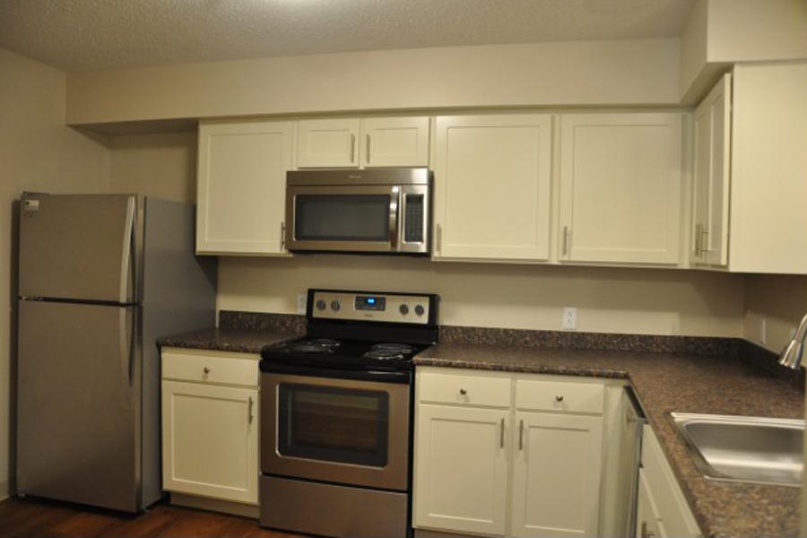 Spacious Kitchen with Pantry Cabinet at Stonefarm, Lebanon, New Hampshire