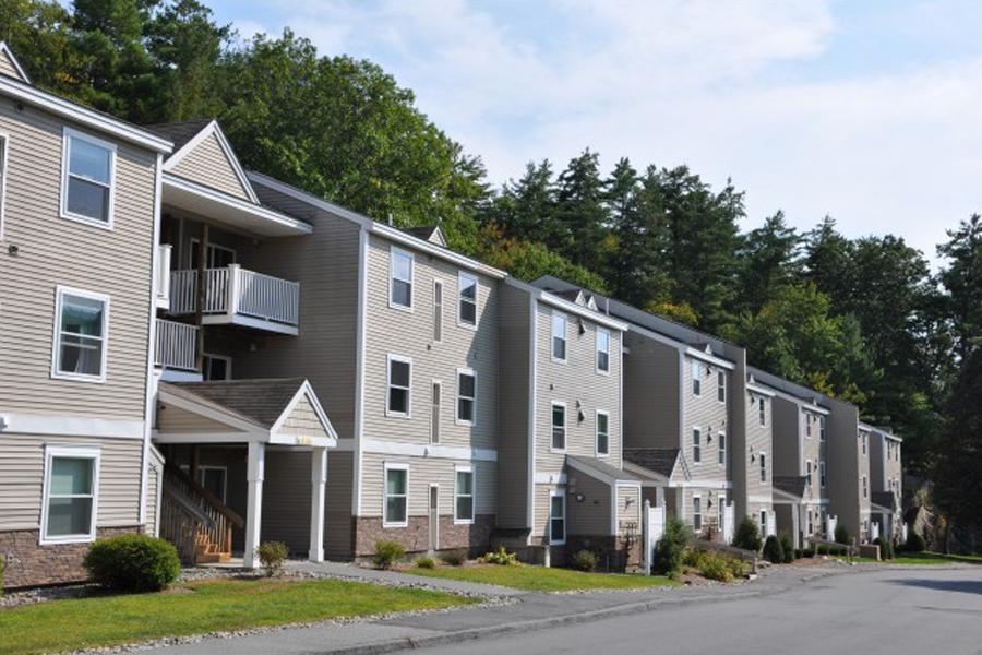 External Apartment View at Stonefarm, New Hampshire, 03766