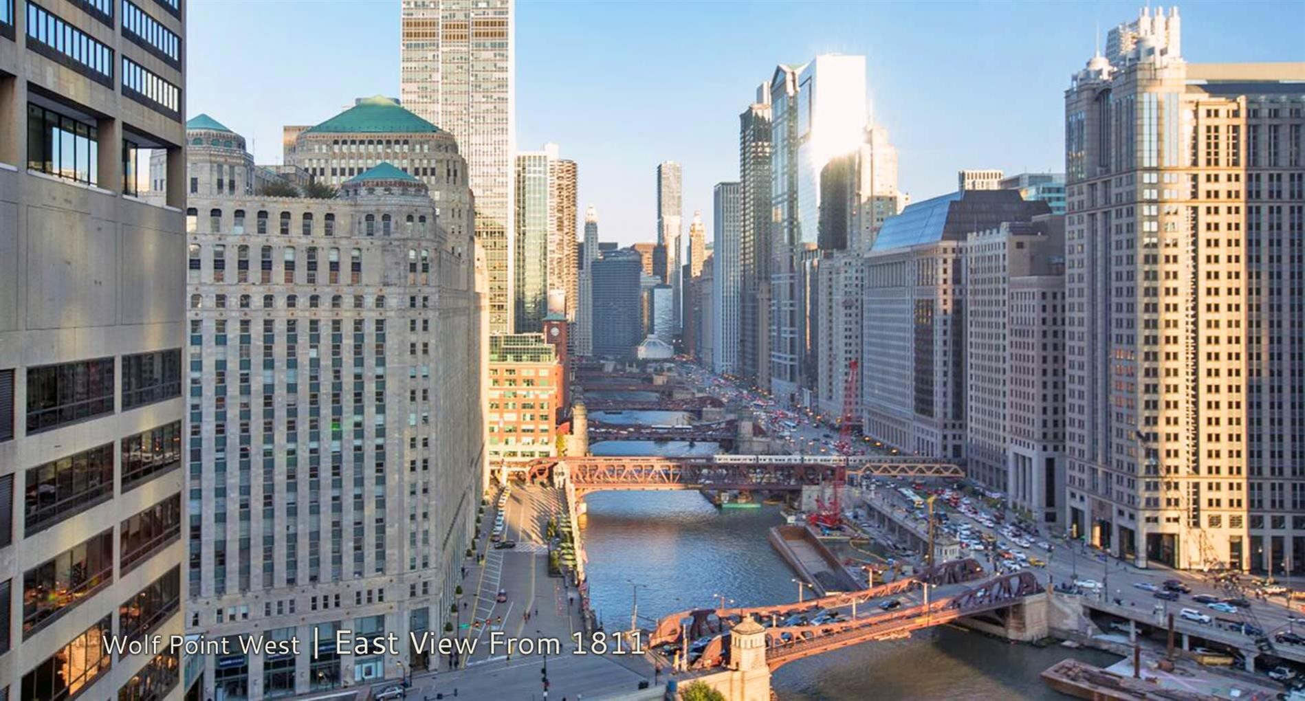 Wolf Point West | East View From 1811