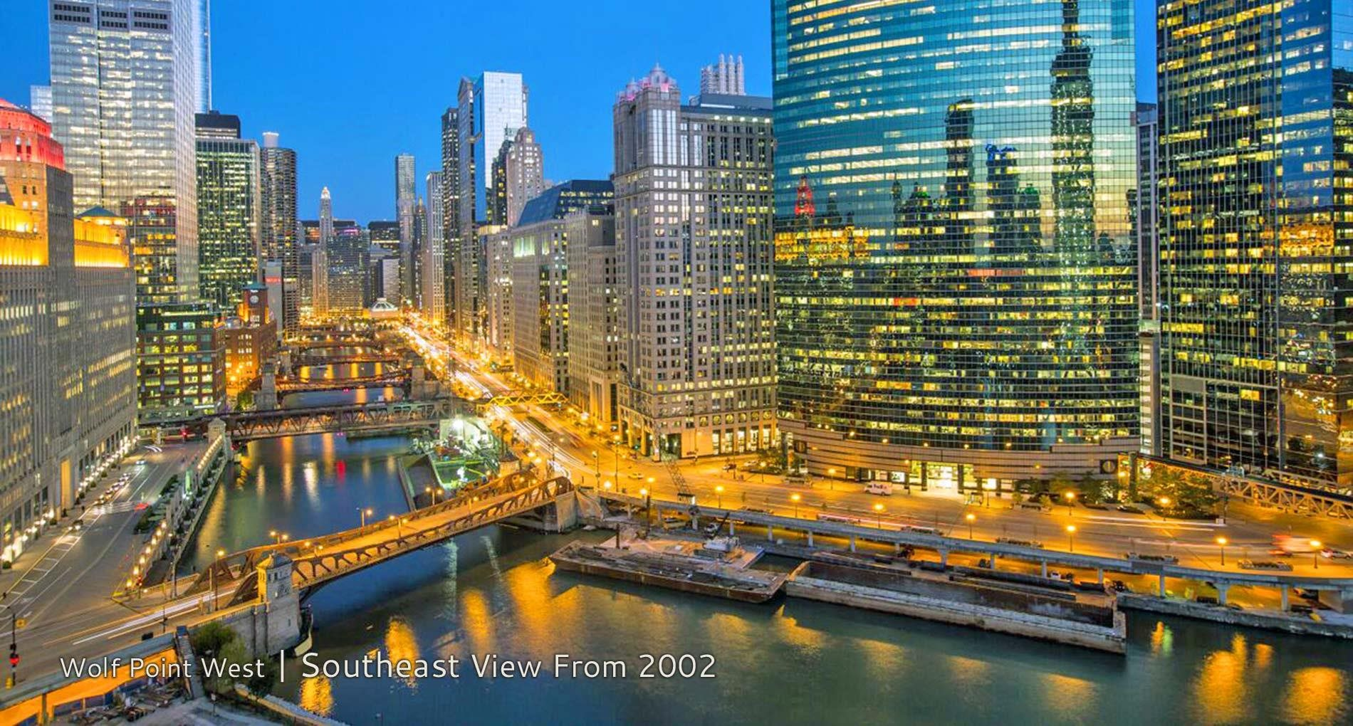 Wolf Point West | Southeast View From 2002